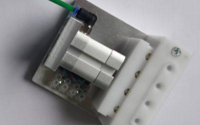 Модул за захващане на кабели