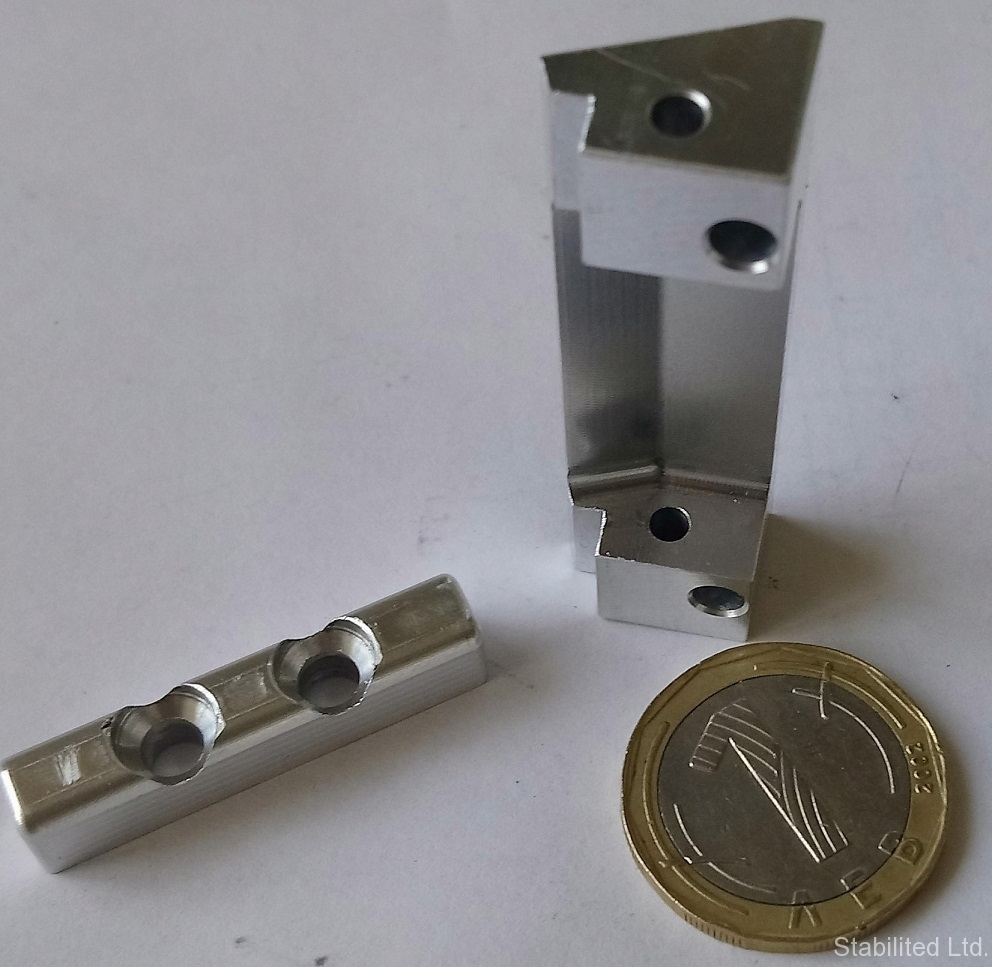 Механичен детайл с малки размери за Булметал АД